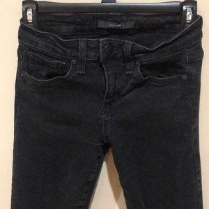 Joe's Black Skinny Jeans sz 25